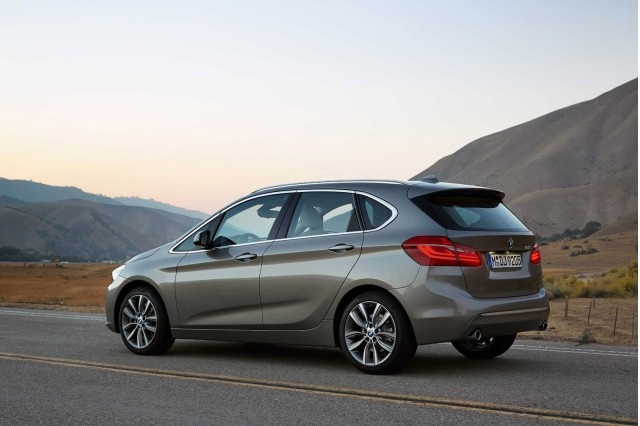 BMW 2 Series Active Tourer 2016 #9