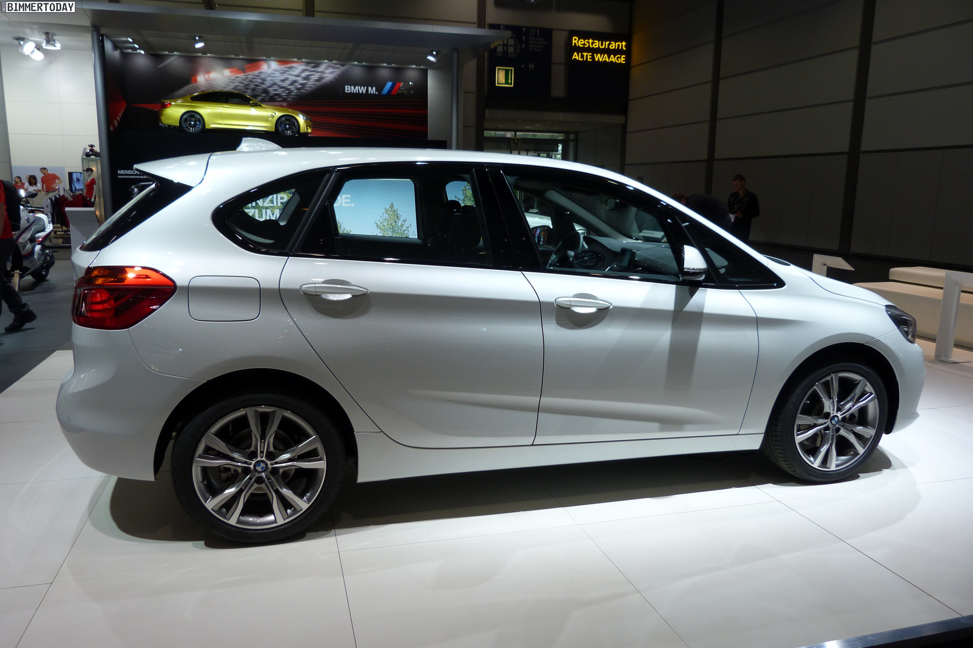 BMW 2 Series Active Tourer 218i #1