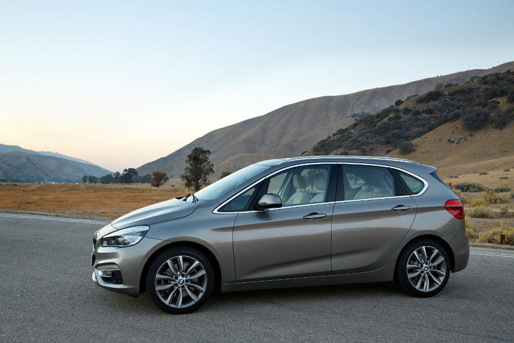 BMW 2 Series Active Tourer #7