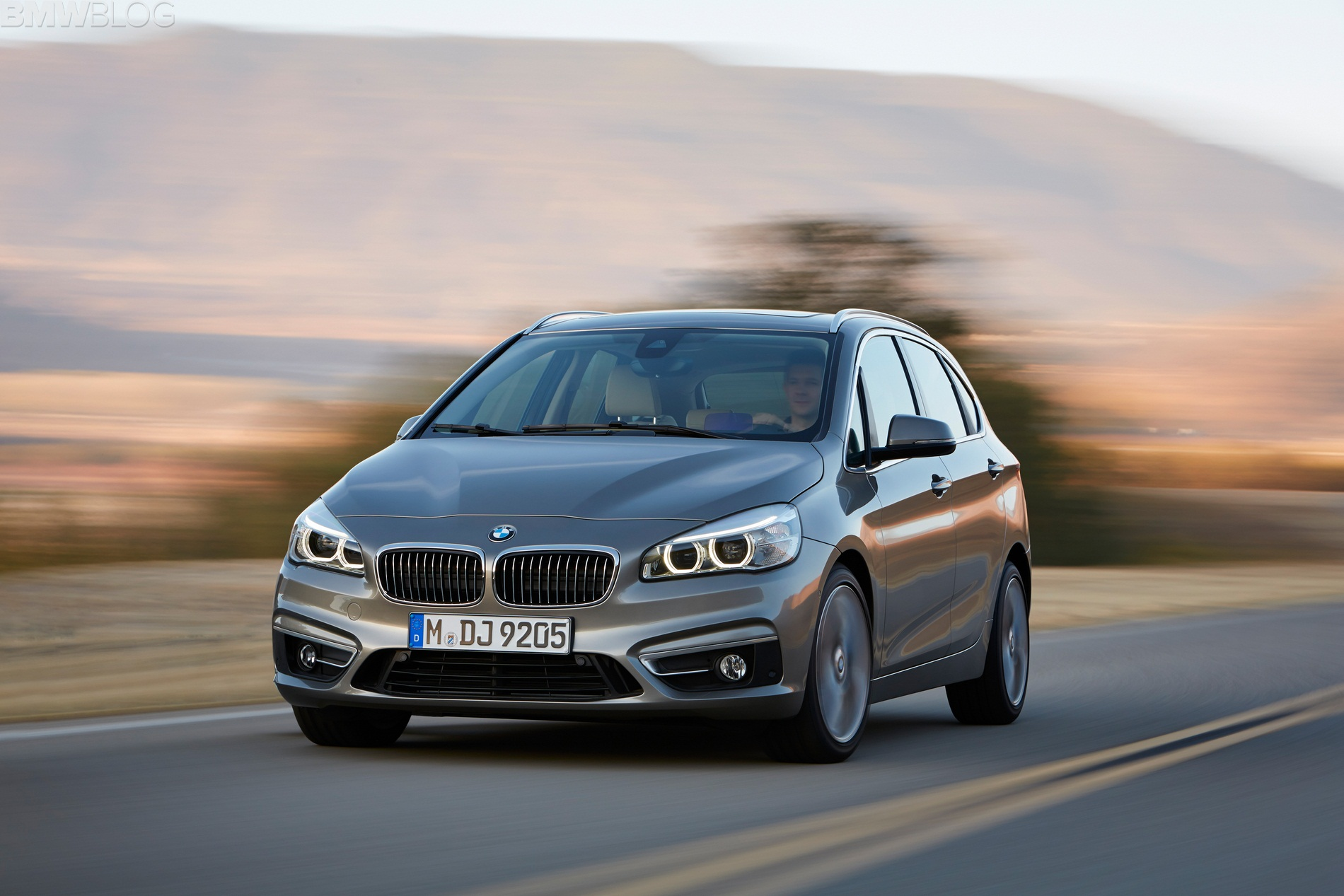 BMW 2 Series Active Tourer #11