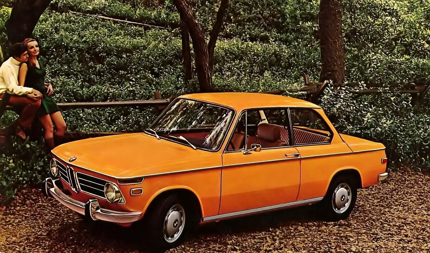 1970 Bmw 2002 Information And Photos Momentcar