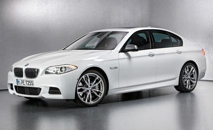 What can BMW 2013 528 suggest to the customer? #4