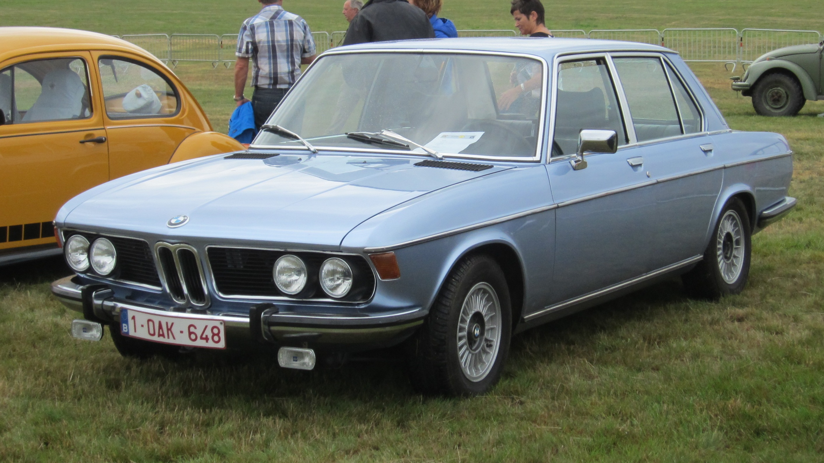 1971 Bmw 2800 Information And Photos Momentcar