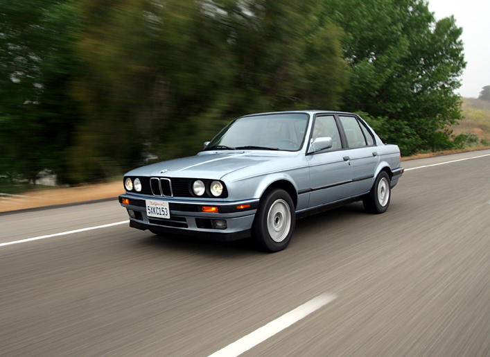 1991 Bmw 3 Series Information And Photos Momentcar