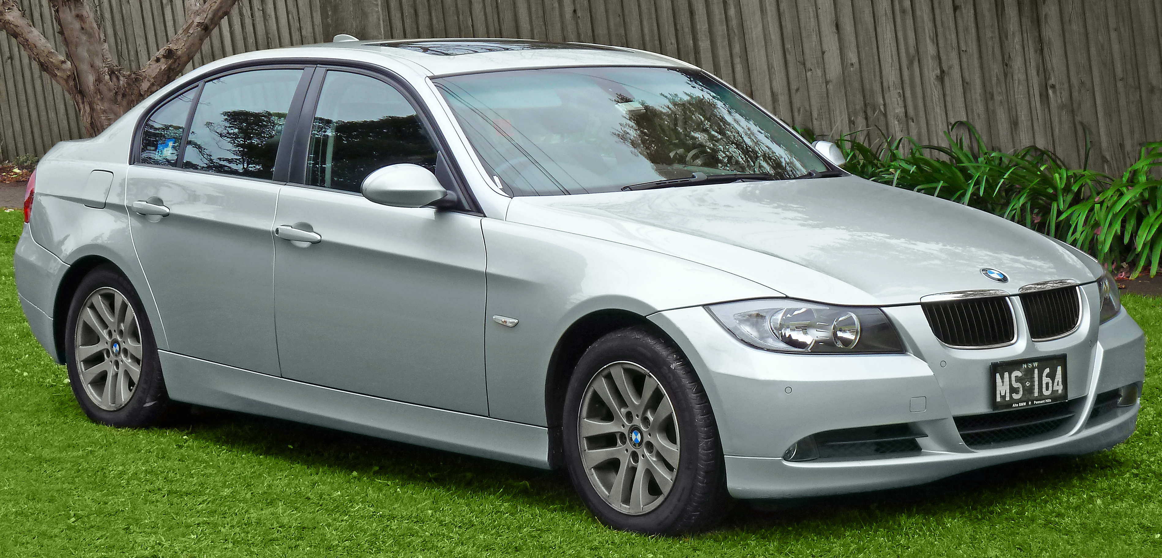 2008 Bmw 3 Series Information And Photos Momentcar