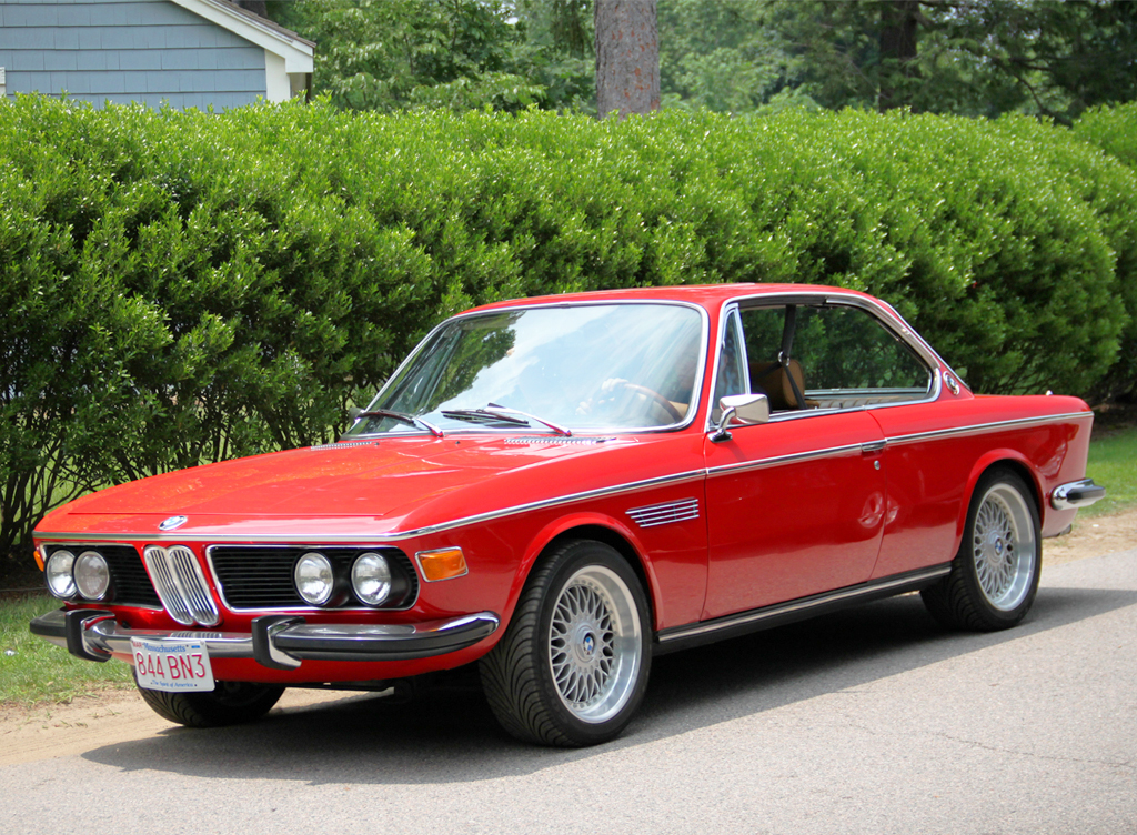 1974 Bmw 3 0 Information And Photos Momentcar