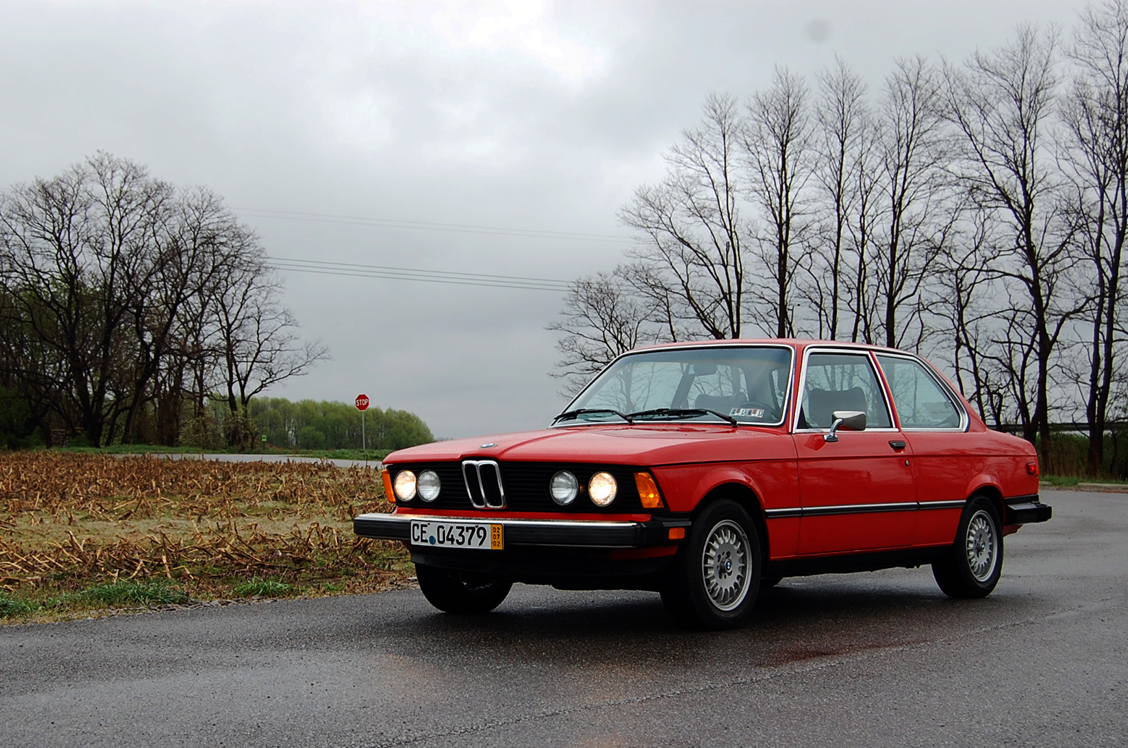 1979 Bmw 320 Information And Photos Momentcar
