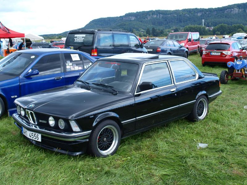 1980 Bmw 320 Information And Photos Momentcar
