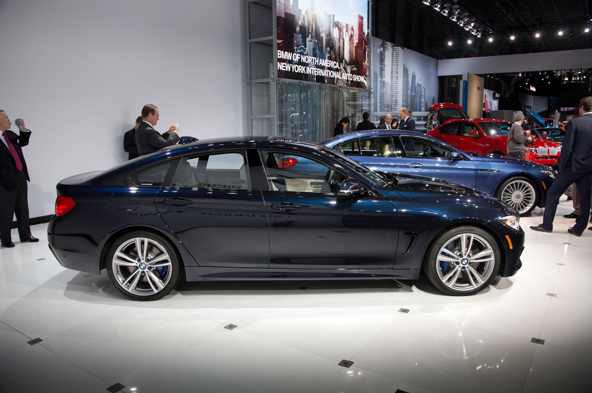 BMW 4 Series Gran Coupe 2015 #11