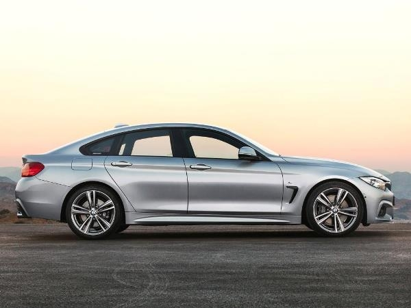 BMW 4 Series Gran Coupe 2015 #2