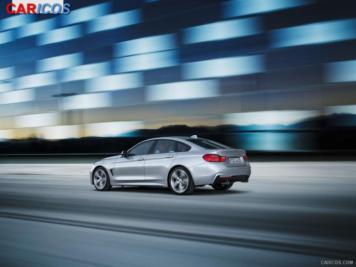 BMW 4 Series Gran Coupe 2015 #3
