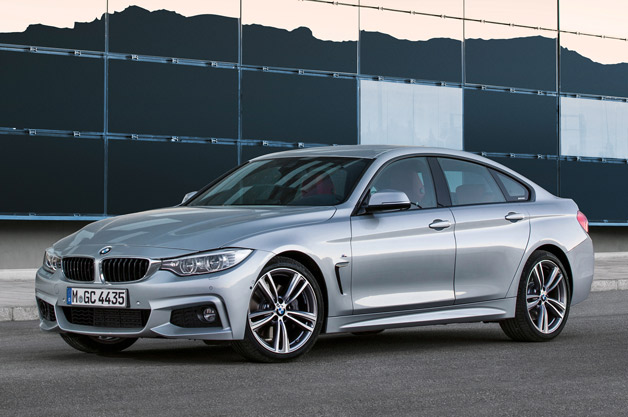 BMW 4 Series Gran Coupe 2015 #6