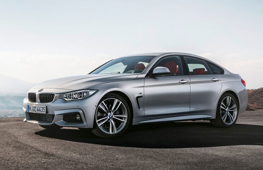 BMW 4 Series Gran Coupe #4