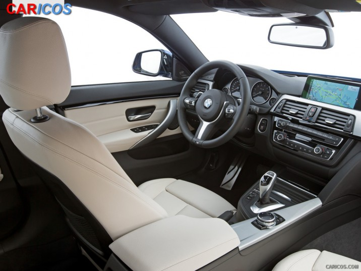 BMW 4 Series Gran Coupe 428i #14