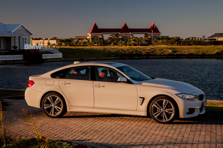 BMW 4 Series Gran Coupe #9