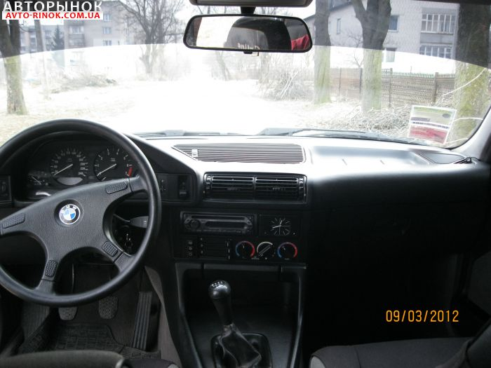 1991 Bmw 5 Series Information And Photos Momentcar