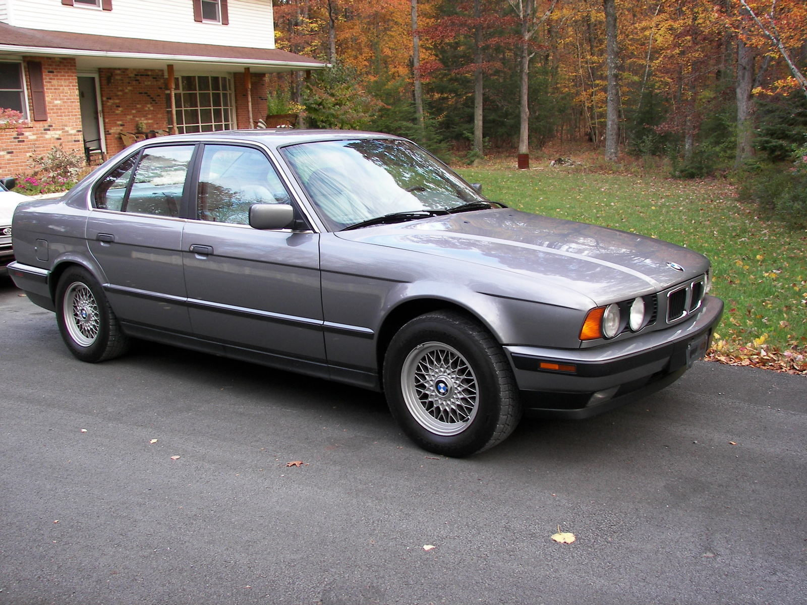 1994 Bmw 5 Series Information And Photos Momentcar