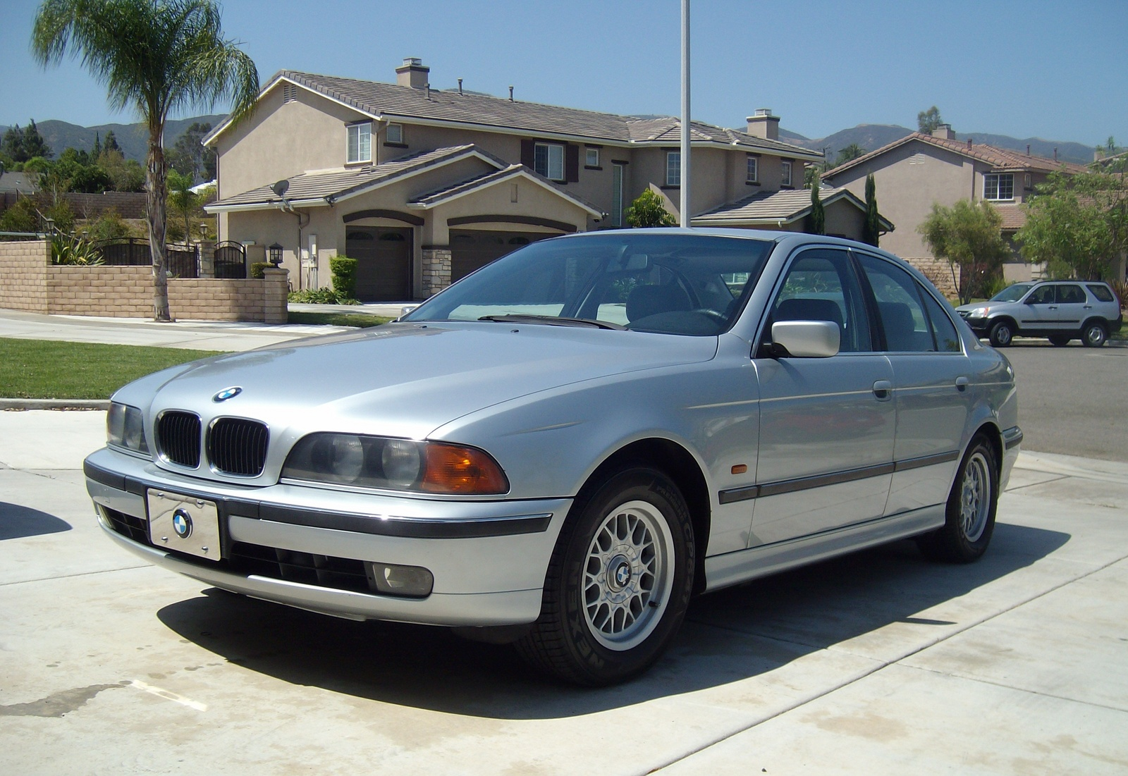 1997 Bmw 5 Series Information And Photos Momentcar