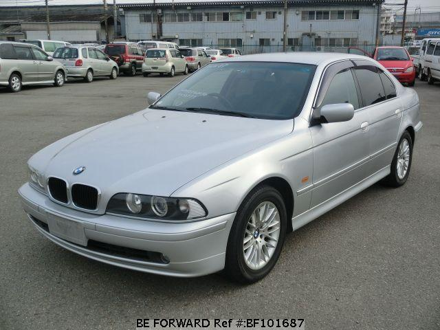 2002 bmw 5 series information and photos momentcar. Black Bedroom Furniture Sets. Home Design Ideas
