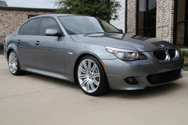 2008 BMW 5 Series - Information and photos - MOMENTcar
