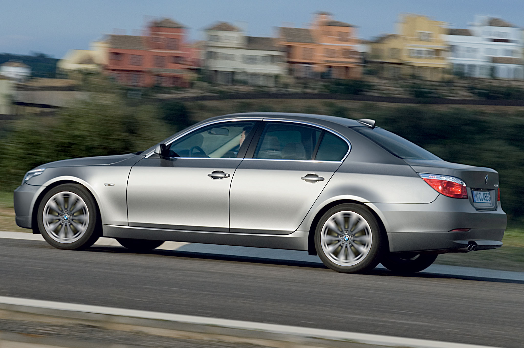 2010 bmw 5 series information and photos momentcar. Black Bedroom Furniture Sets. Home Design Ideas