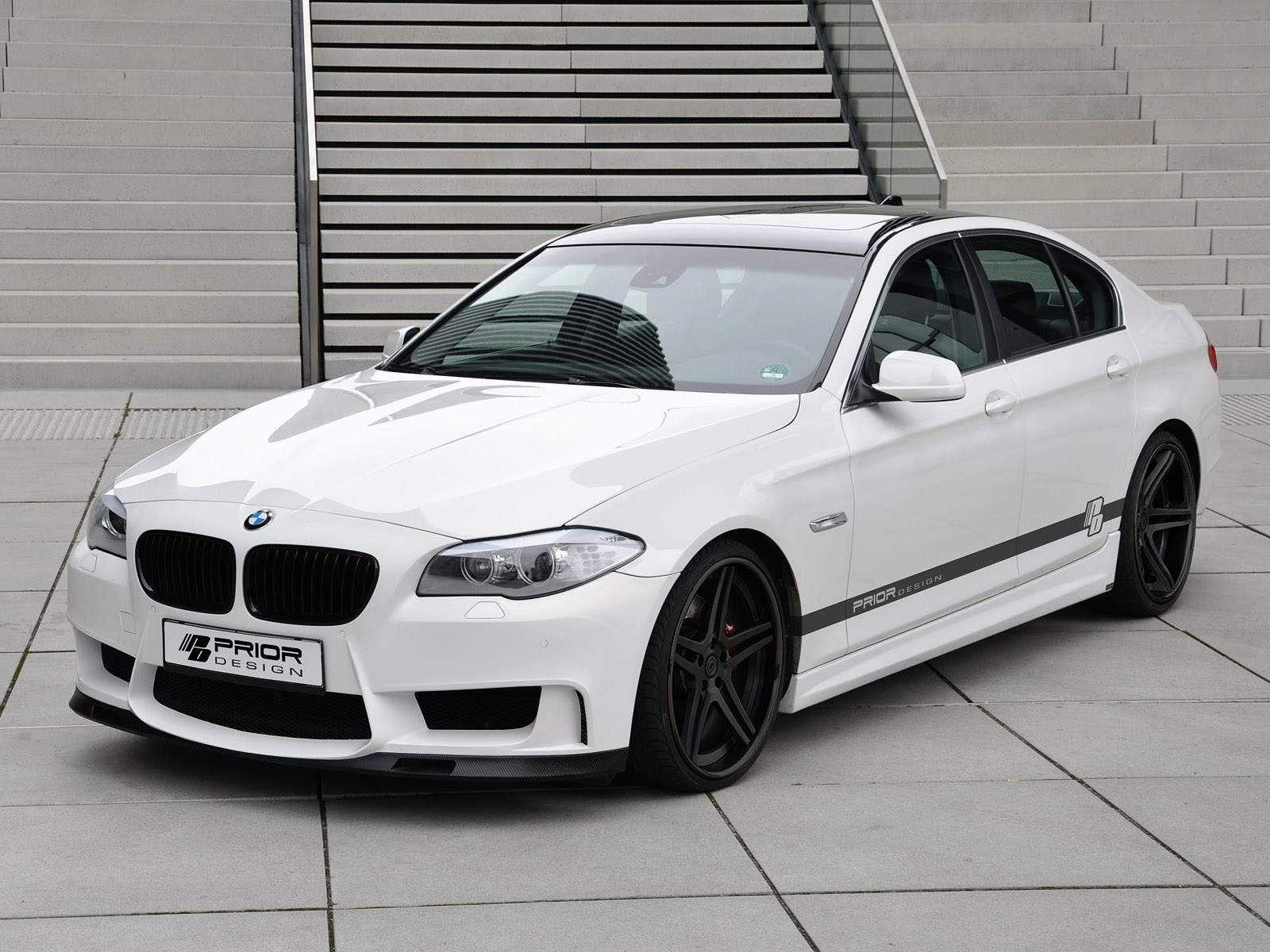 2012 Bmw 5 Series Information And Photos Momentcar