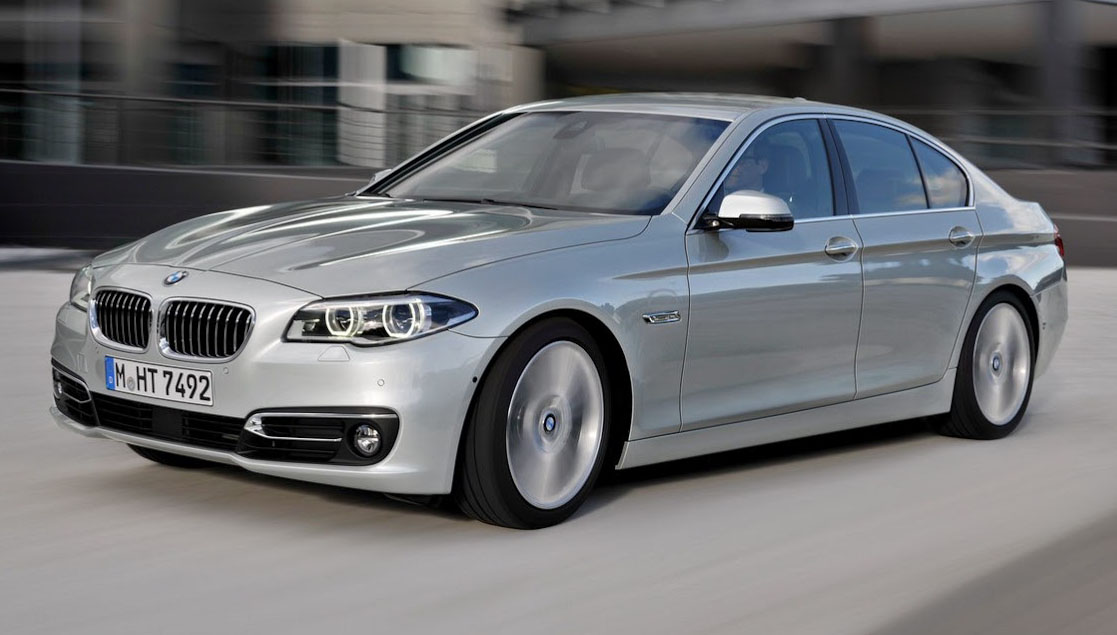 Lovely ... BMW 5 Series #31 ...