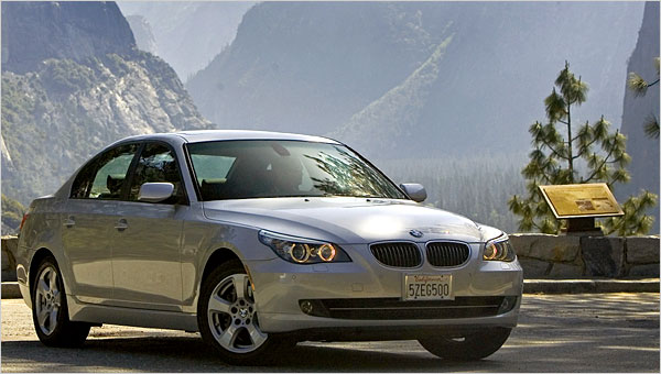 BMW 5 Series 535xi #11