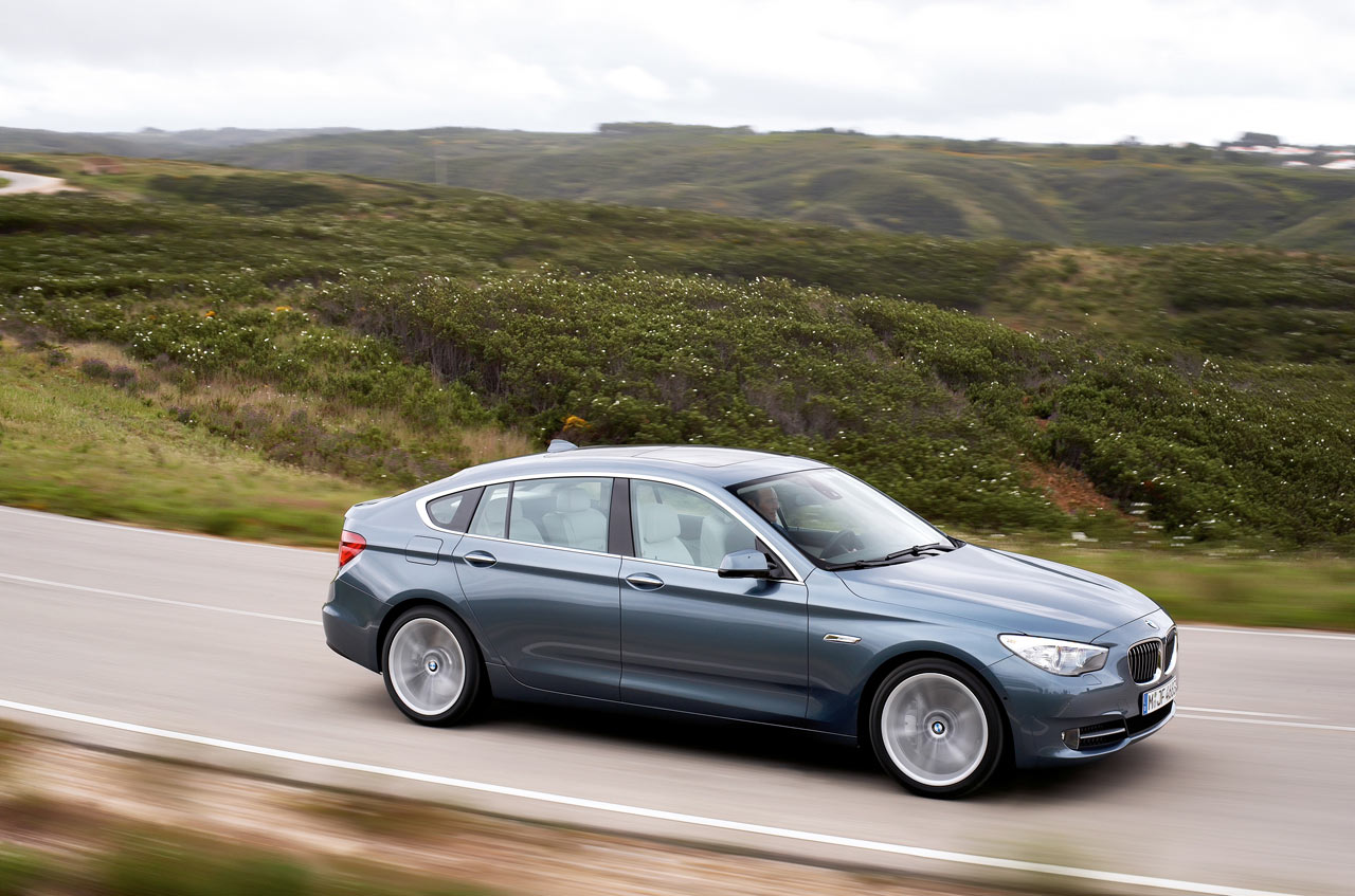 2011 Bmw 5 Series Gran Turismo Information And Photos