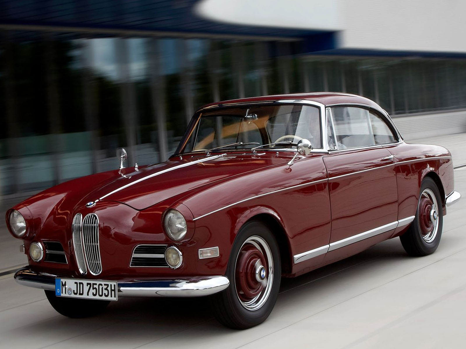 1960 Bmw 503 Information And Photos Momentcar