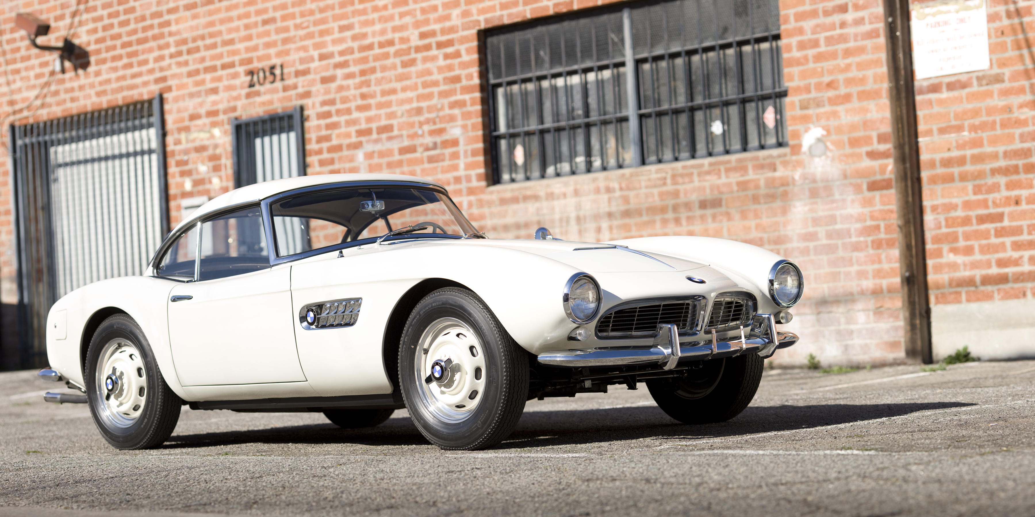 1960 Bmw 507 Information And Photos Momentcar