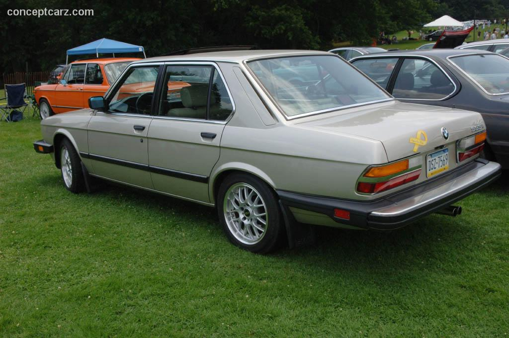 1988 Bmw 535 Information And Photos Momentcar