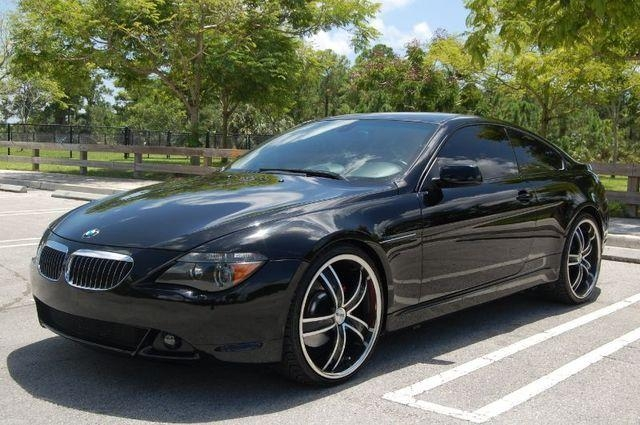 2004 bmw 6 series information and photos momentcar. Black Bedroom Furniture Sets. Home Design Ideas