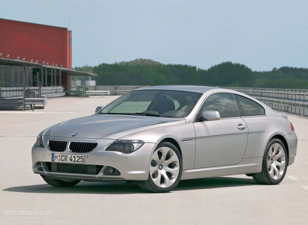 2007 Bmw 6 Series Information And Photos Momentcar
