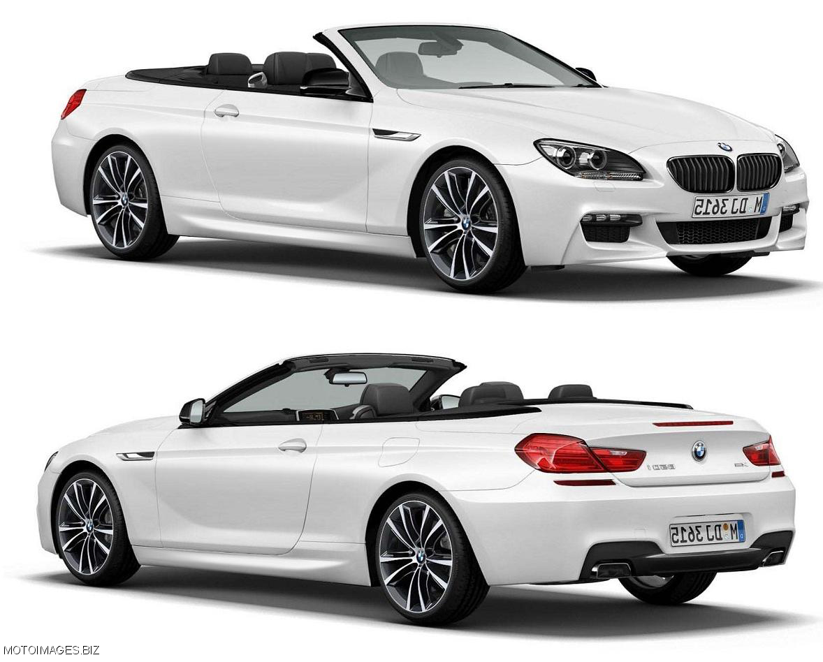 2014 bmw 6 series information and photos momentcar. Black Bedroom Furniture Sets. Home Design Ideas