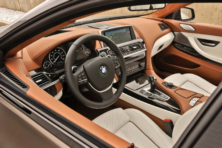 BMW 6 Series Gran Coupe 2014 #3