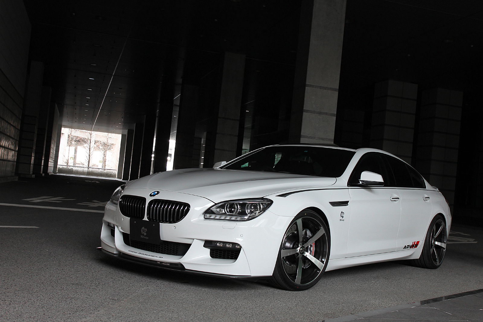 BMW 6 Series Gran Coupe 2014 #4