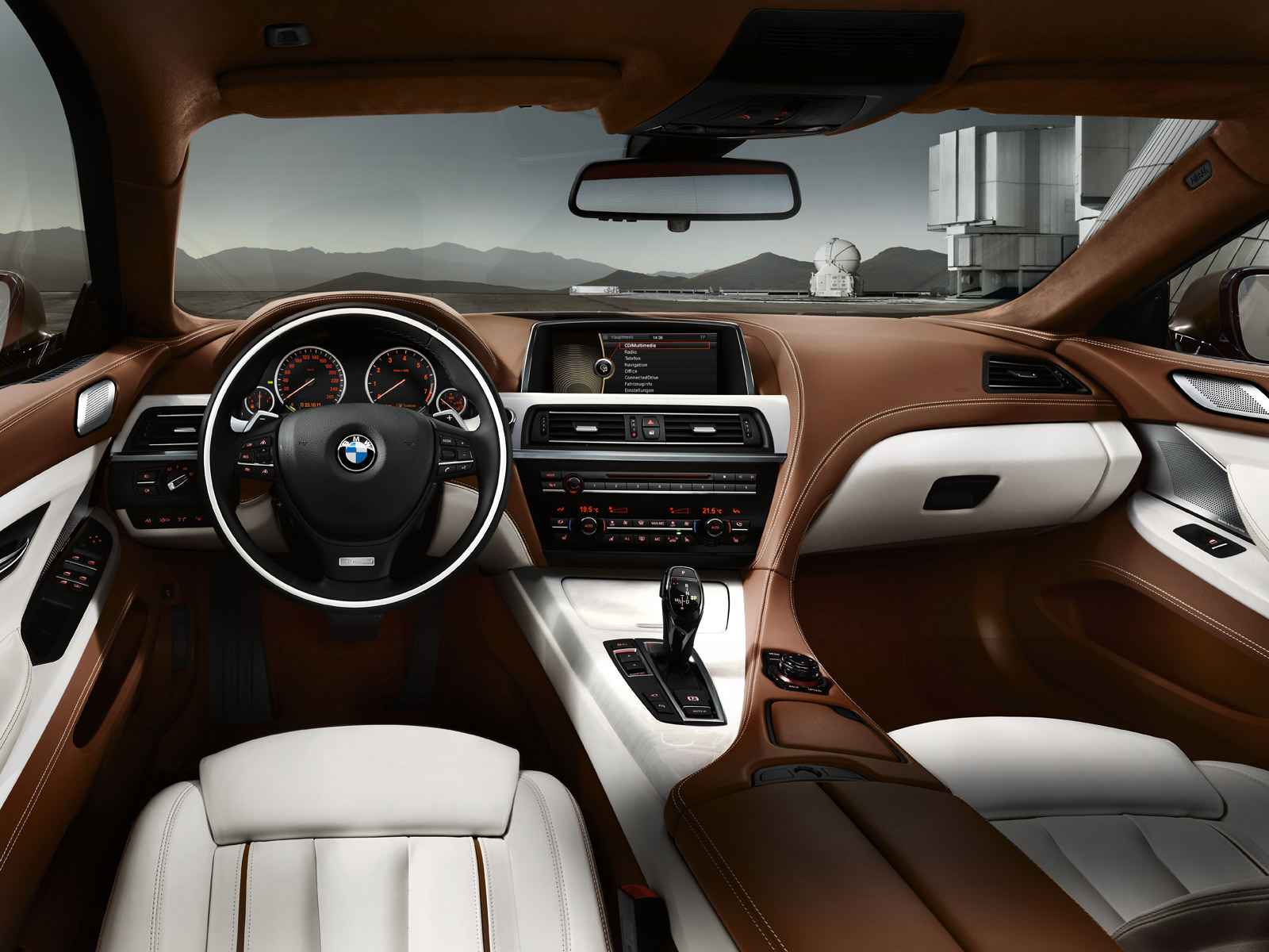 BMW 6 Series Gran Coupe 2014 #5