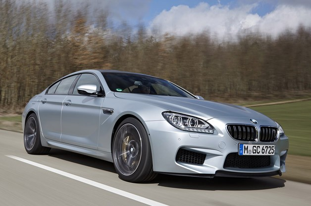BMW 6 Series Gran Coupe 2014 #6