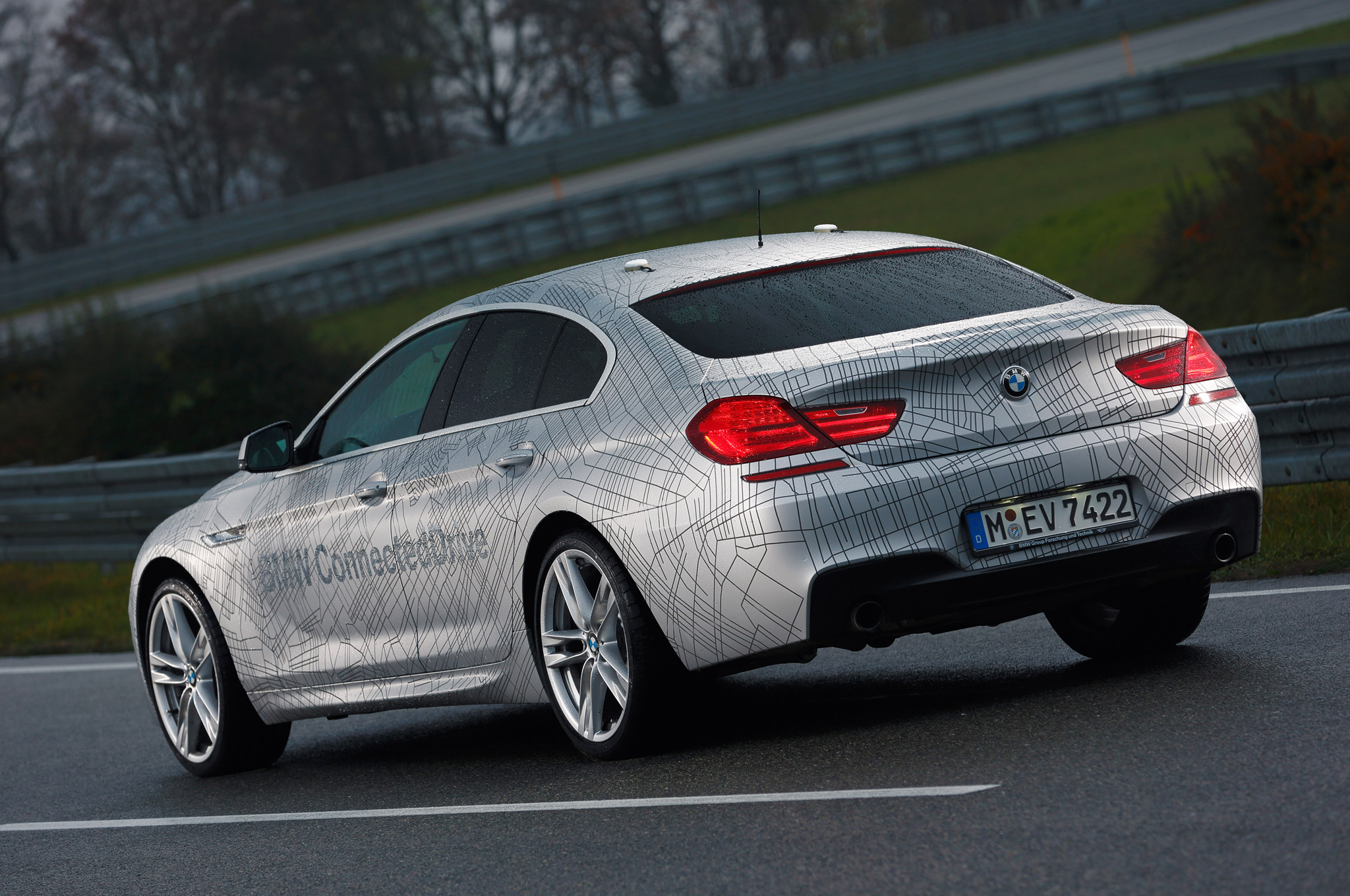 BMW 6 Series Gran Coupe 2014 #8