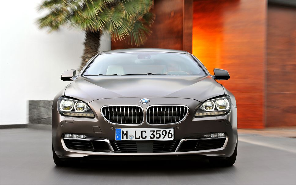 BMW 6 Series Gran Coupe 2014 #11