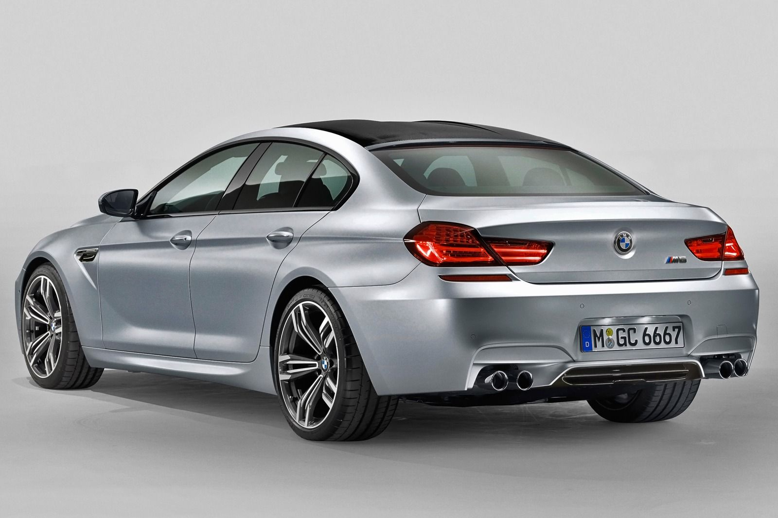 2015 bmw 6 series gran coupe information and photos. Black Bedroom Furniture Sets. Home Design Ideas