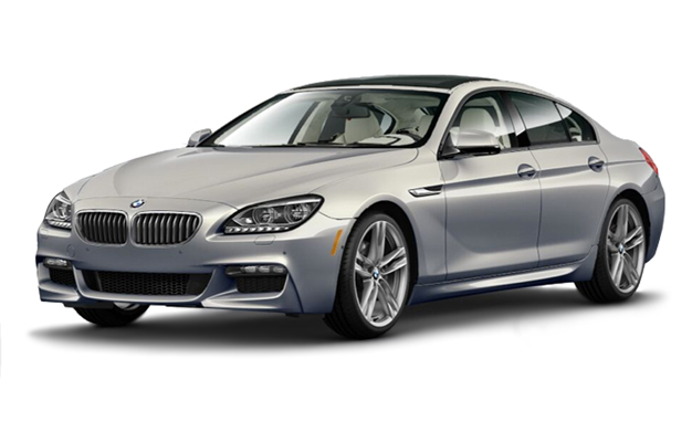 BMW 6 Series Gran Coupe 2015 #9