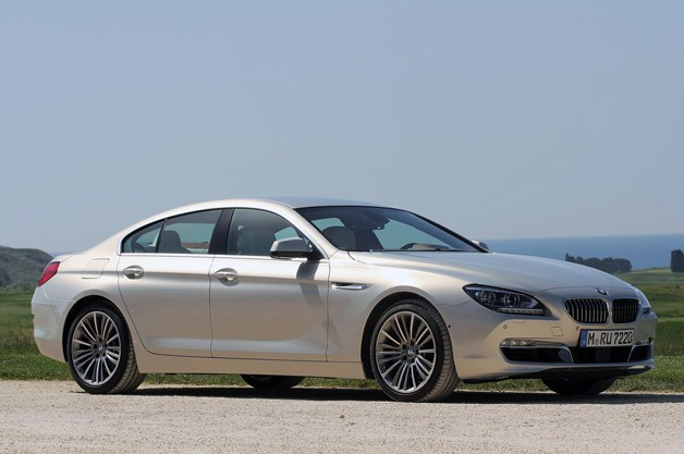 BMW 6 Series Gran Coupe #6