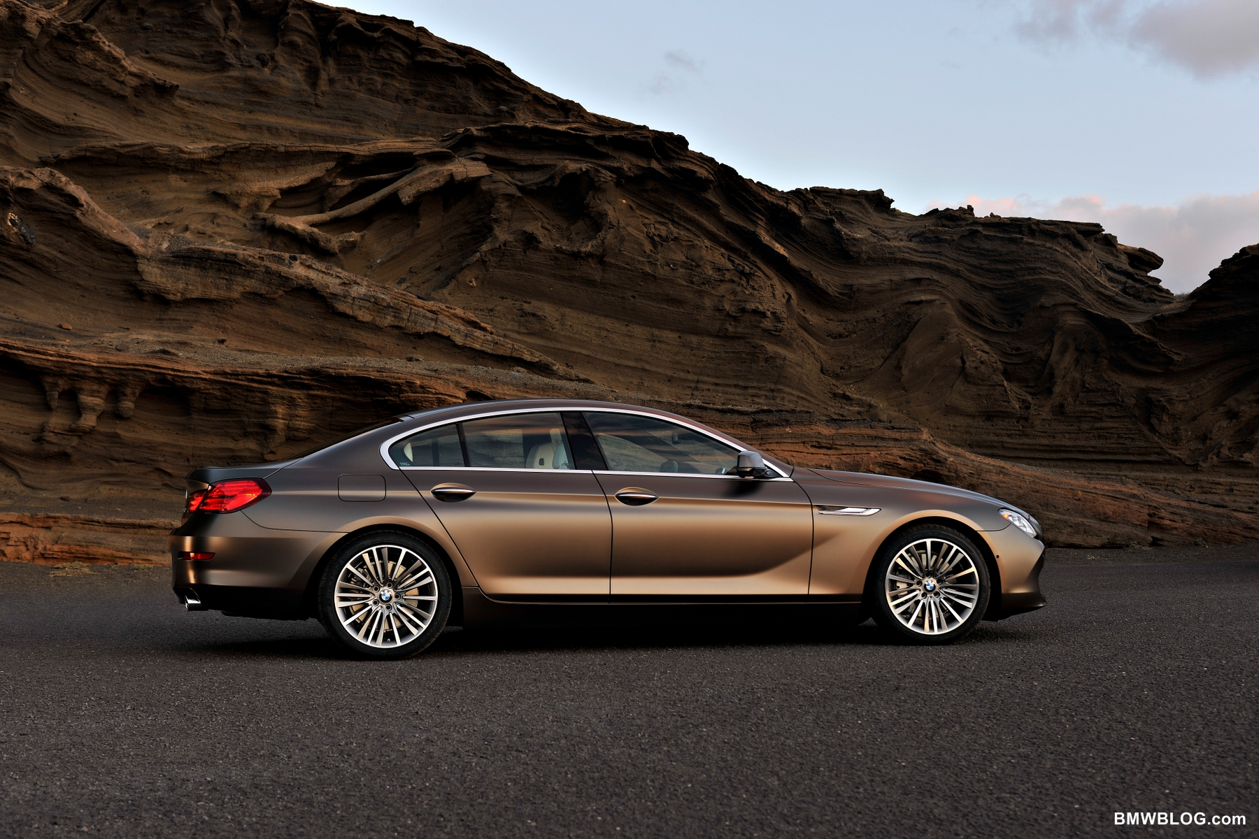 BMW 6 Series Gran Coupe 640i #13
