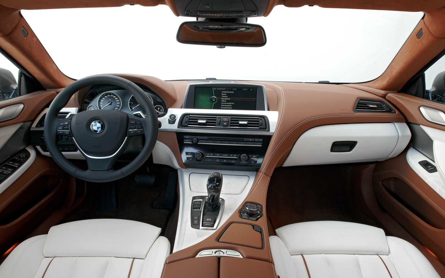 BMW 6 Series Gran Coupe 650i #1