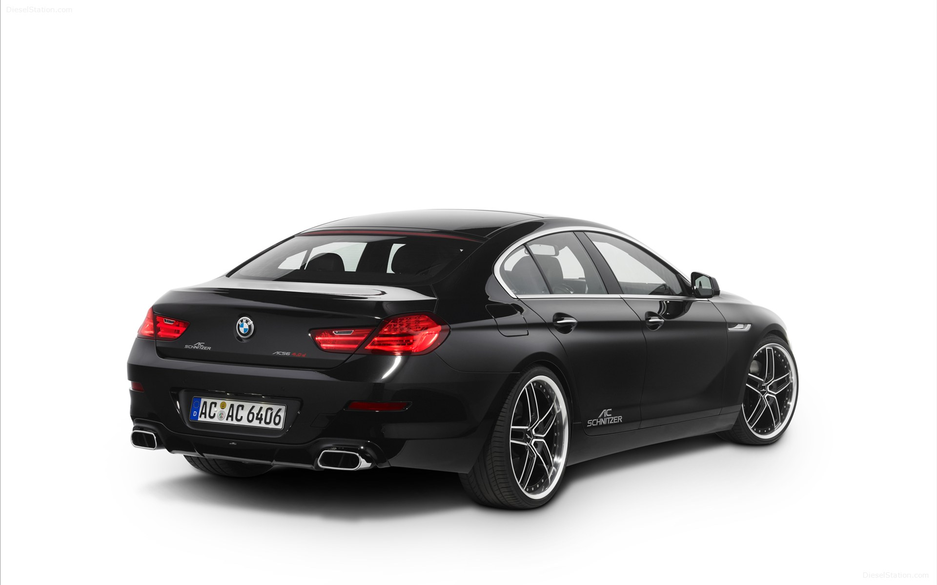 BMW 6 Series Gran Coupe #10