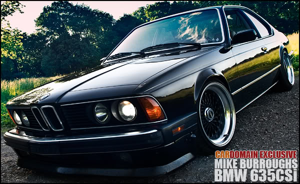 1988 Bmw 635 Information And Photos Momentcar