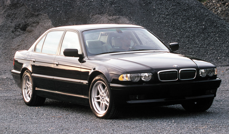 Download Bmw 7 Series 1990 2