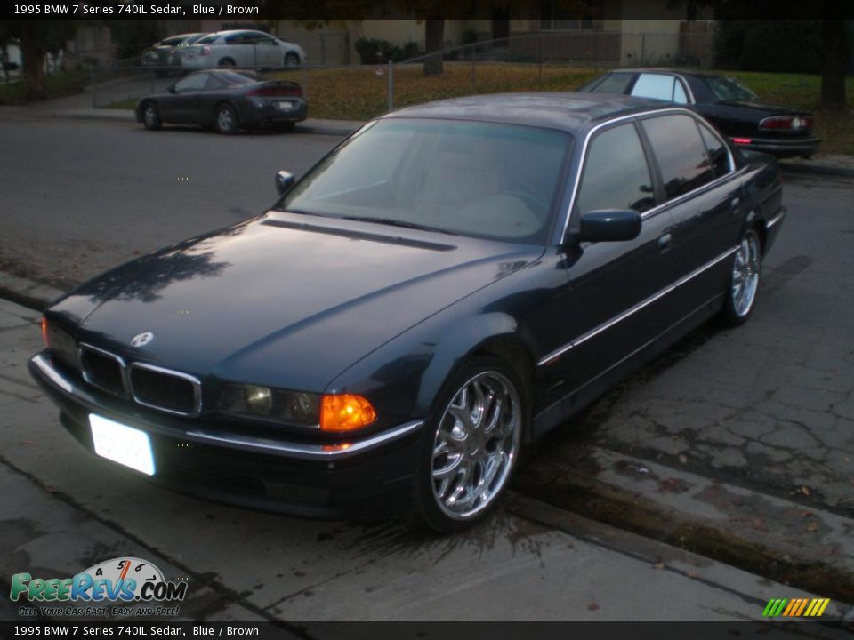 1995 Bmw 7 Series Information And Photos Momentcar